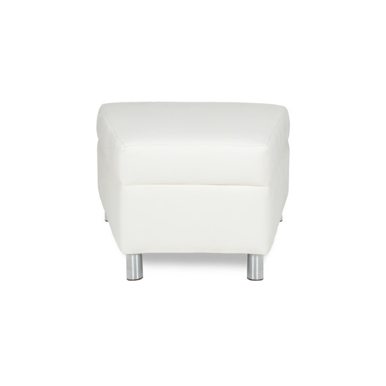 Continental Wedge Ottoman