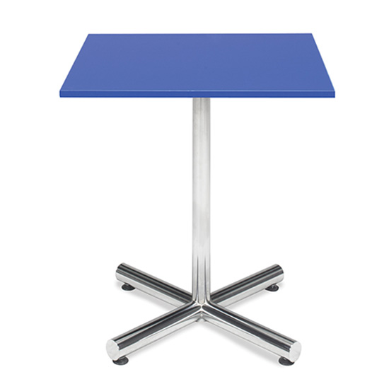 Spectrum Café Table - Blue