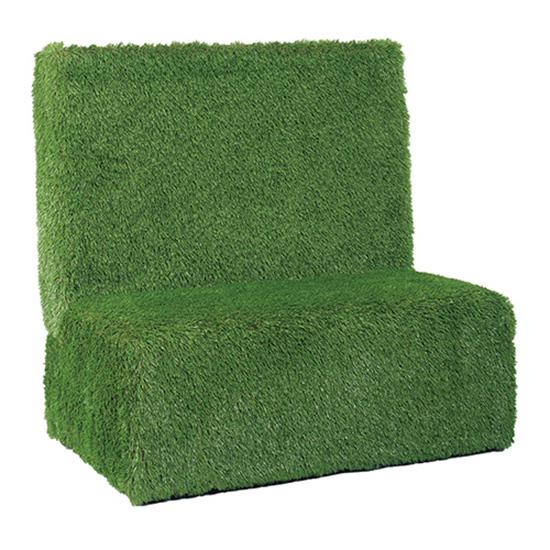 Grass Loveseat